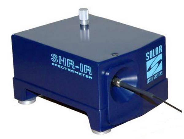 最新产品:近红外激光波长计nir-ir