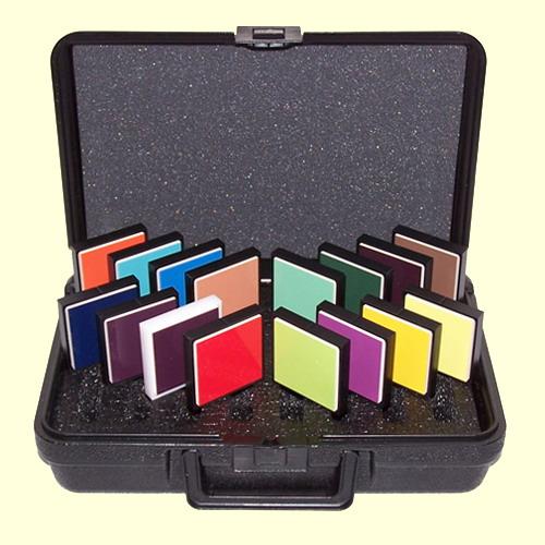 英国陶瓷研究协会,bcra British Ceramic Research Association ,陶瓷标准色